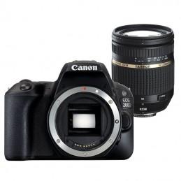 Canon EOS 200D + Tamron AF 18-270mm f/3.5-6.3 Di II VC PZD