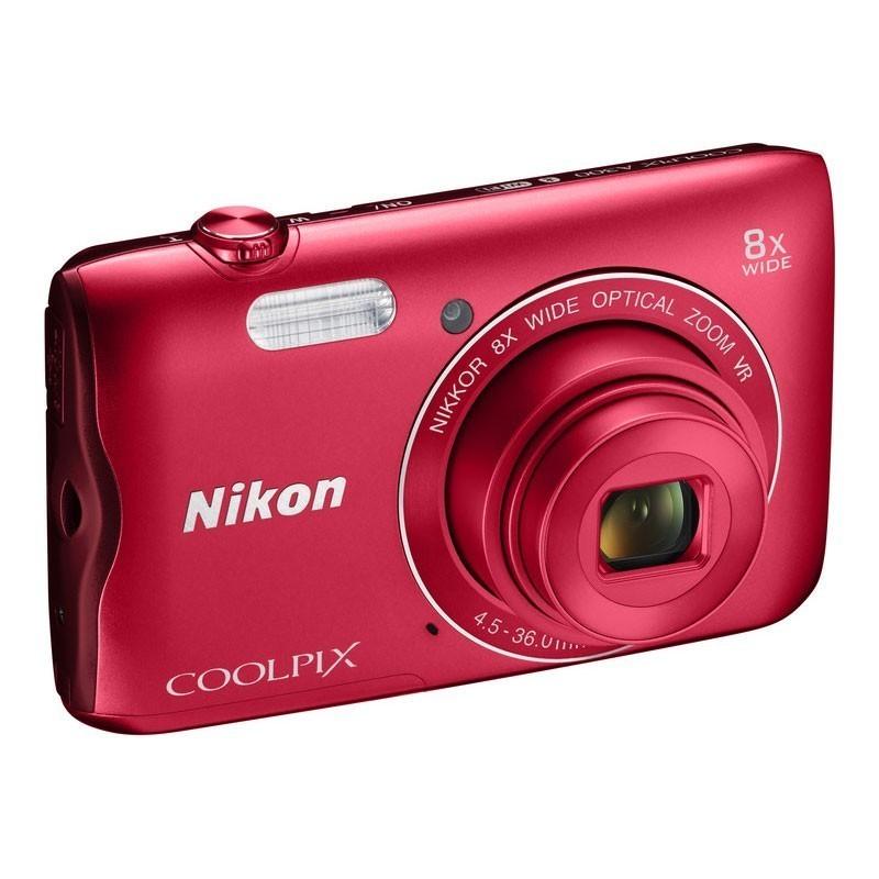 Nikon Coolpix A300 Rouge,abidjan