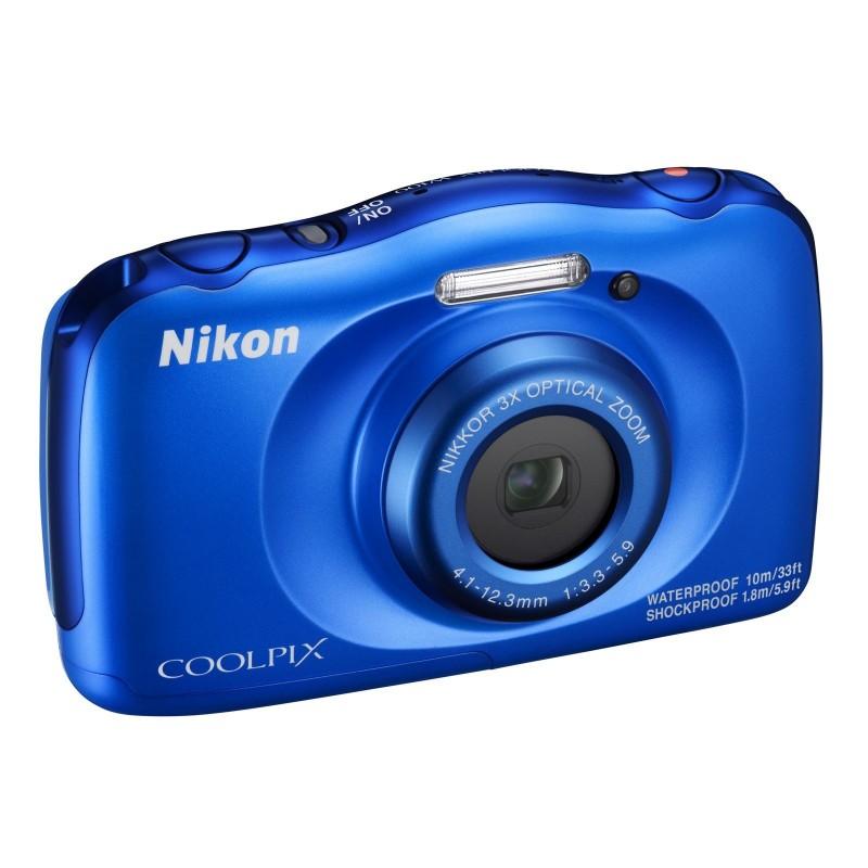 Nikon Coolpix W100 Bleu,abidjan