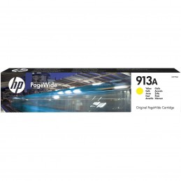 HP 913A PageWide Jaune (F6T79AE) voomstore.ci
