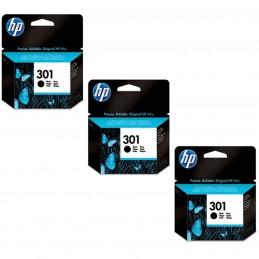 HP 301 Pack de 3 Noir (CH561EE x 3) voomstore.ci
