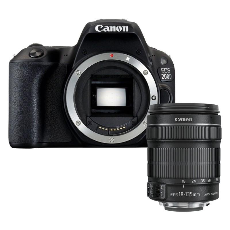 Canon EOS 200D + 18-135 IS STM,abidjan