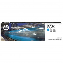 HP 973X PageWide Cyan (F6T81AE) voomstore.ci