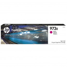 HP 973X PageWide Magenta (F6T82AE) voomstore.ci