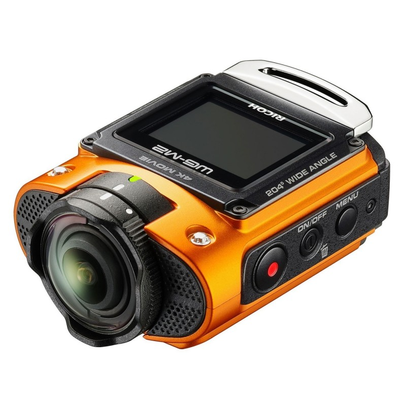 Ricoh WG-M2 Orange,abidjan