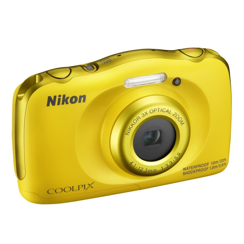 Nikon Coolpix W100 Jaune,abidjan
