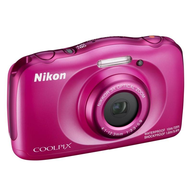 Nikon Coolpix W100 Rose,abidjan,dakar,bamako,ouagadougou,conakry