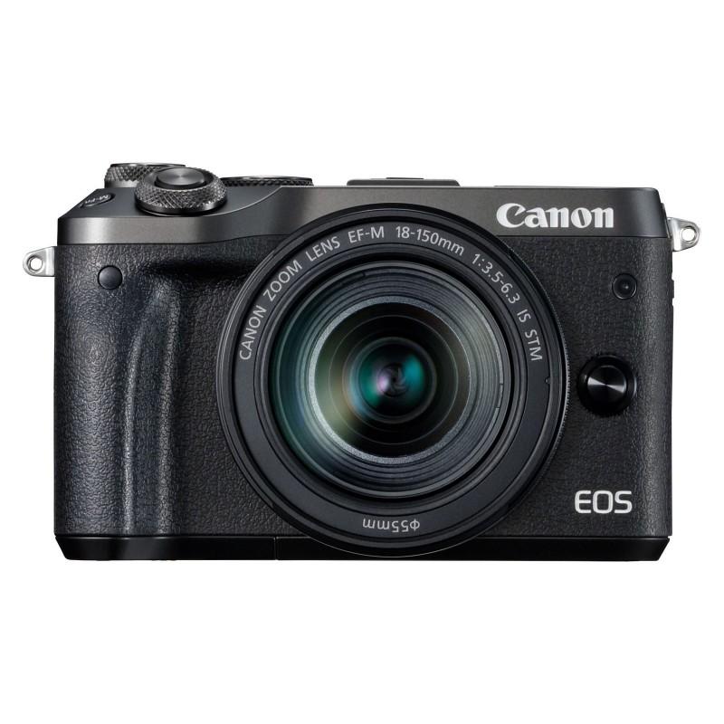 Canon EOS M6 Noir + EF-M 18-150 mm IS STM,abidjan