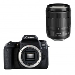 Canon EOS 77D + 18-135 IS USM_VOOMSTORE.CI
