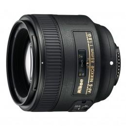 Nikon AF-S Nikkor 85mm f/1.8G voomstore ci