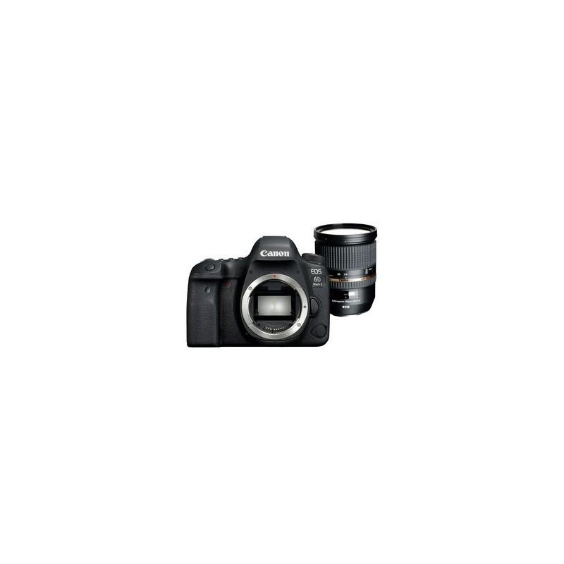 Canon EOS 6D Mark II + Tamron SP 24-70 mm f/2.8 Di VC USD G2