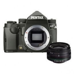 Pentax KP + DA 18-50mm Noir