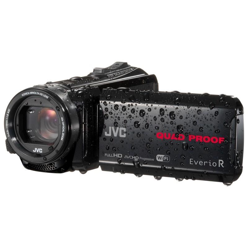 JVC GZ-RX645 Noir + Carte SDHC 16 Go,abidjan