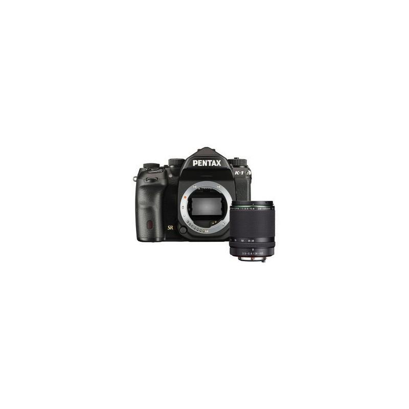 Pentax K-1 + HD Pentax-D FA