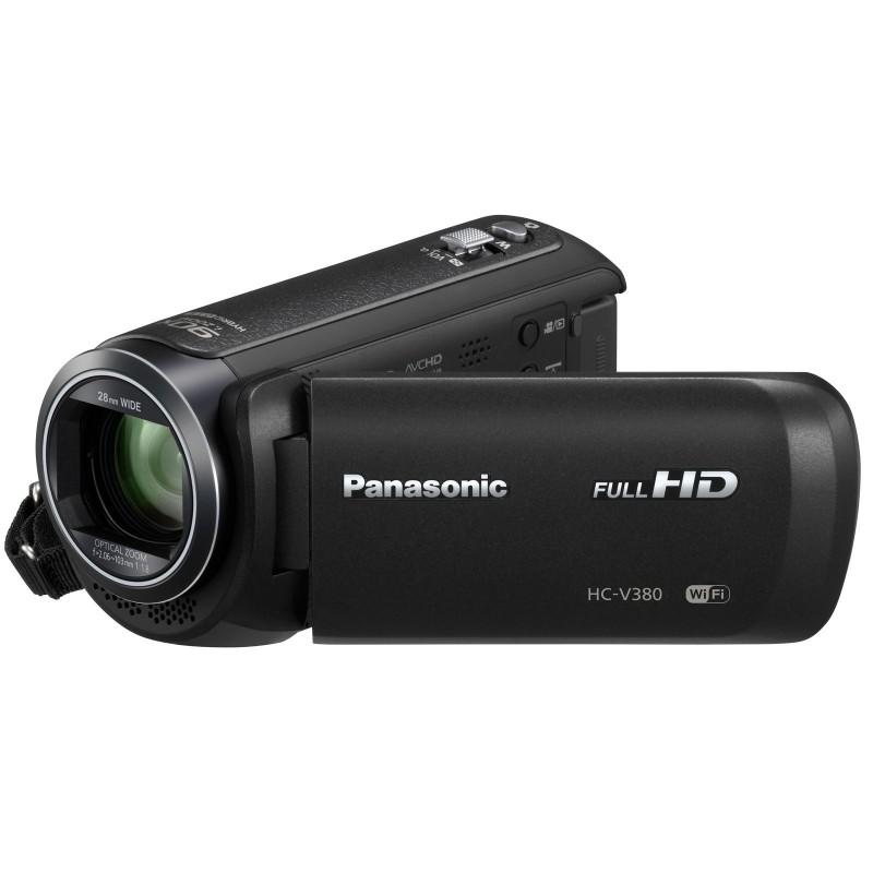 Panasonic HC-V380EF-K,abidjan