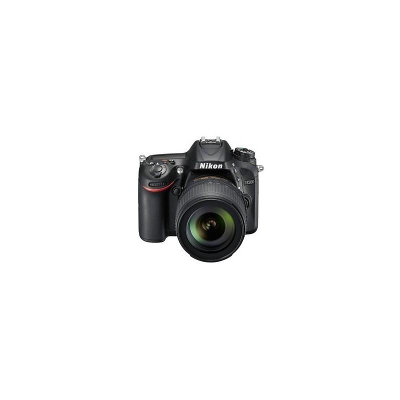 Nikon D7200 + Objectif VR 18-105