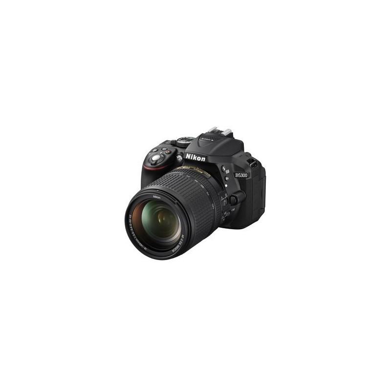 Nikon D5300 + AF-S DX NIKKOR