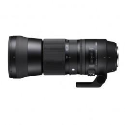 SIGMA 150-600mm F5-6.3 DG OS HSM monture Canon