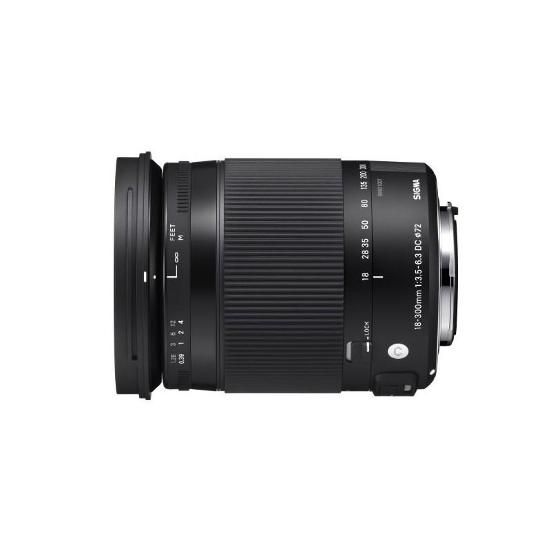 Sigma 18-300mm F3.5-6.3 DC Macro OS HSM monture Pentax,abidjan