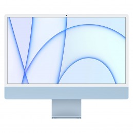 "Apple iMac (2021) 24"" 256 Go Bleu (MGPK3FN/A-16GB/256GB)"