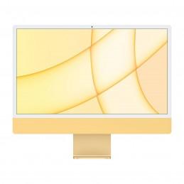 "Apple iMac (2021) 24"" 16 Go / 512 Go Jaune (Z12T-16GB/512GB-MKPN-J)"