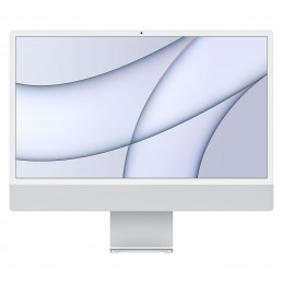 """Apple iMac (2021) 24"""" 1 To Argent (MGPD3FN/A-M1-8/8-16GB-1TB-MKPN)"""