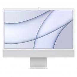 """Apple iMac (2021) 24"""" 512 Go Argent (MGPD3FN/A)"""