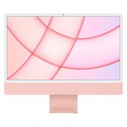 "Apple iMac (2021) 24"" 512 Go Rose (MGPN3FN/A)"