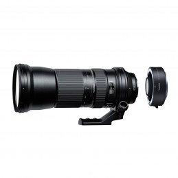 Tamron SP 150-600mm F/5-6.3 Di VC USD G2 monture Canon + TC-X14