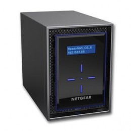 Netgear ReadyNAS 424 - 4 baies