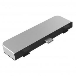 HyperDrive Hub USB-C 4-en-1 pour iPad Pro / Air 2020 (Argent)   VOOMSTORE.CI