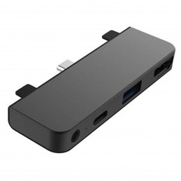 HyperDrive Hub USB-C 4-en-1 pour iPad Pro / Air 2020 (Gris)   VOOMSTORE.CI