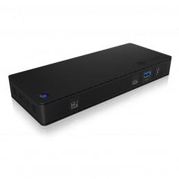 ICY BOX IB-DK2512-TB3,abidjan
