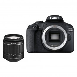 Canon EOS 2000D + EF-S 18-55 mm DC III