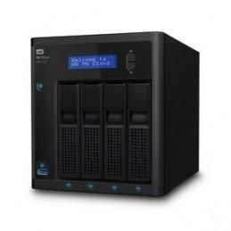 WD My Cloud Série Pro PR4100 32 To (4 x 8 To)