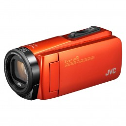 JVC GZ-R495 Orange voomstore ci