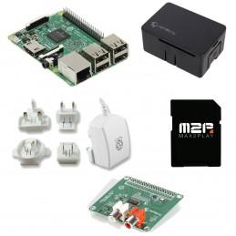 Raspberry Pi 3 HiFi Kit VOOMSTORE.CI